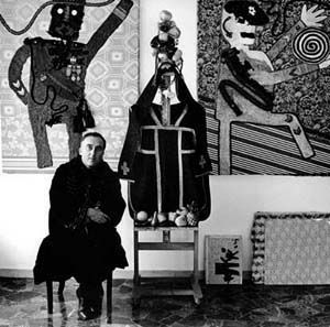 Enrico Baj: Anarchist at Heart
