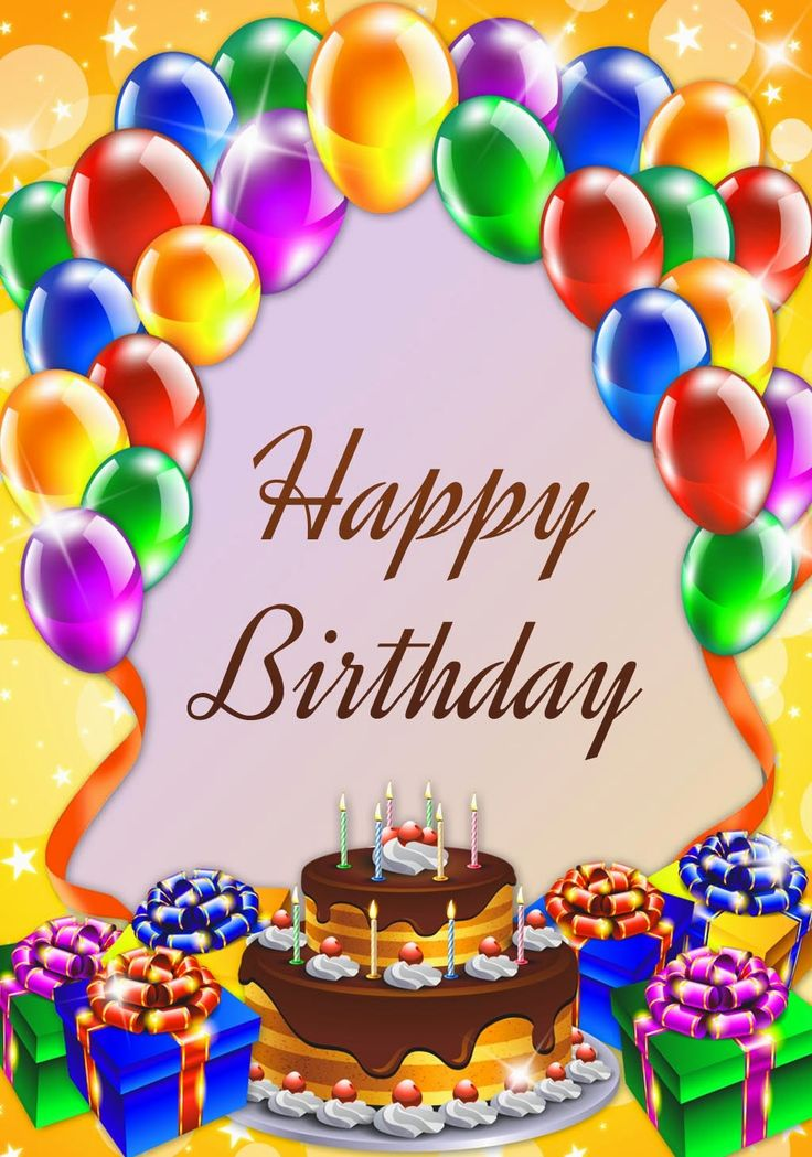 53 best Birthday Greetings images – Birthday Wish Greeting Images