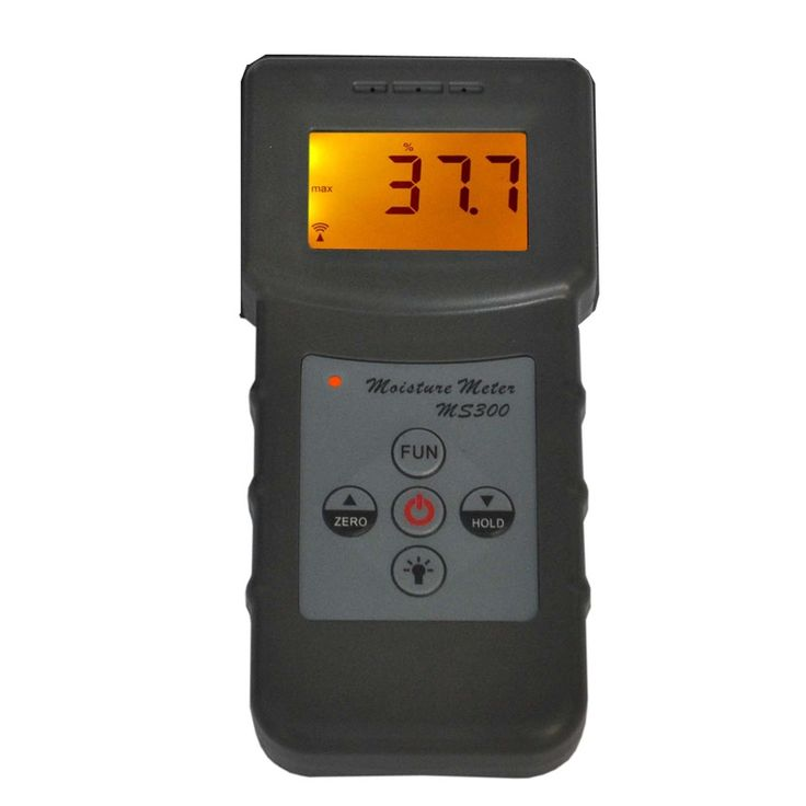 128.00$  Buy now - http://ali2il.worldwells.pw/go.php?t=32682891165 - multifunctional Electromagnetic waves Induction wood moisture meter Moisture measuring humidity hygrometer tester 128.00$