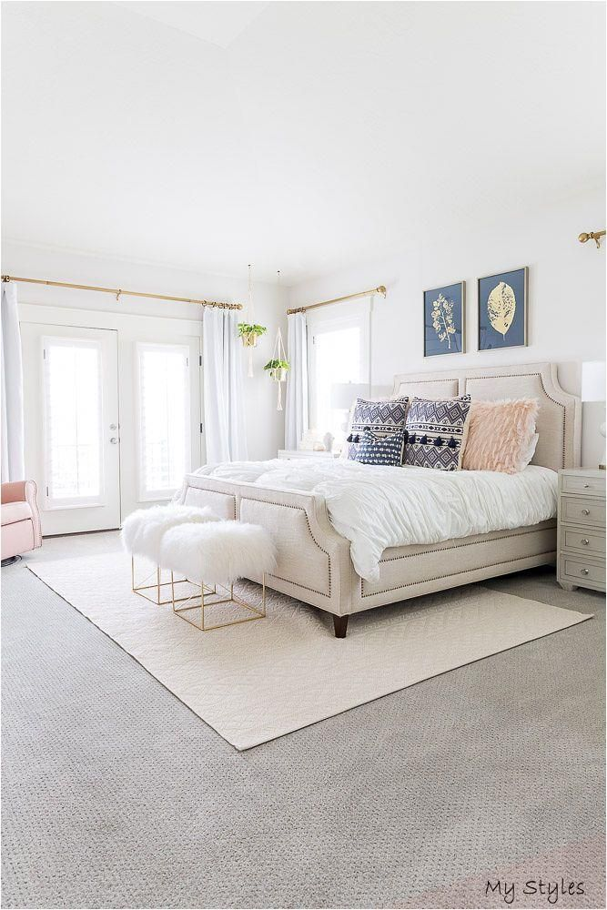Dec 16 2018 Top Utah Life And Style Blog A Slice Of Style Features Some Stunning In 2020 Schlafzimmerrenovierung Weisses Schlafzimmer Dekor Schlafzimmer Einrichten