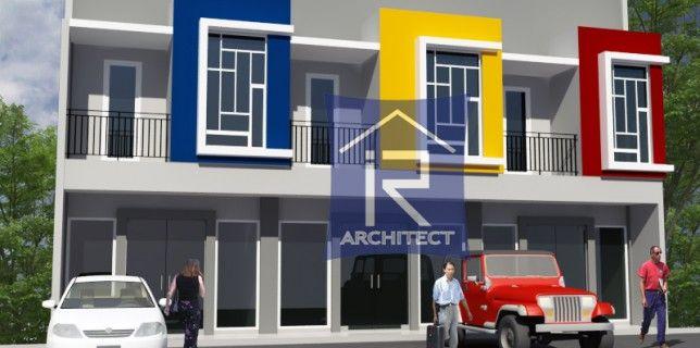60 Desain Ruko 2 Lantai Minimalis Dan Modern Saat Ini Perkembangan Dunia Usaha Berkembang Pesat Banyak Orang Yang Memutuskan Menjad Denah Rumah Ruko Desain
