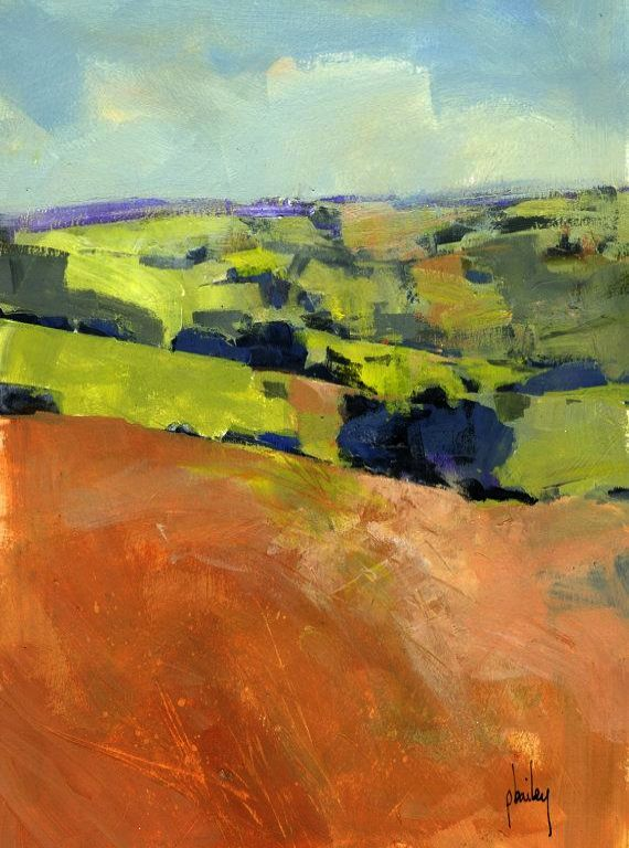 Abstract Blue Landscape Painting Abstract Landscape Artist Statement Abstract Landscape Landscape Paintings Landscape Art