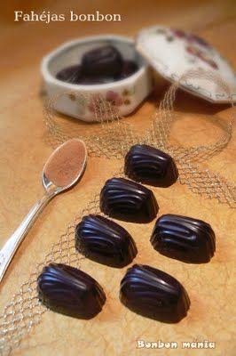 Bonbon mánia: Fahéjas bonbon