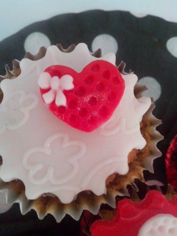 Cup cake el dulce sabor de mi cocina
