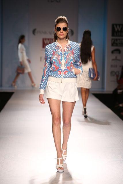 #wifw #ss14 #fdci #fashionweek #fashion #trends #pankajandnidhi