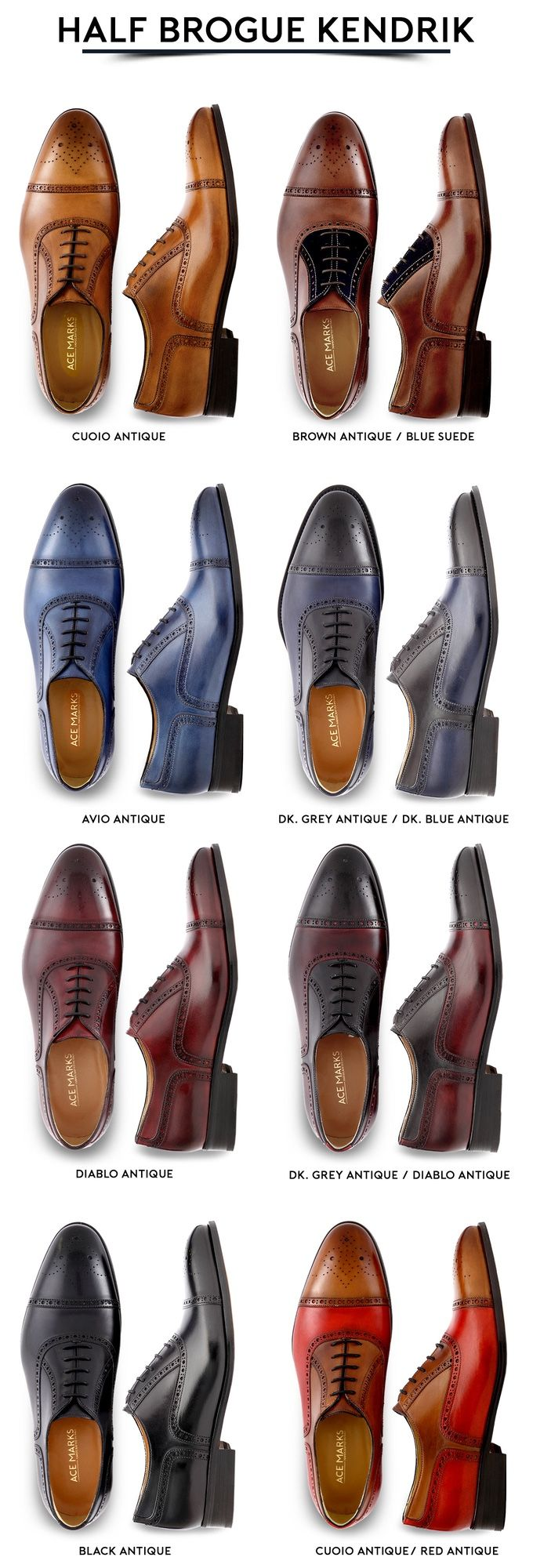 Handcrafted Dress Shoes Reinvented for the Modern Gentleman