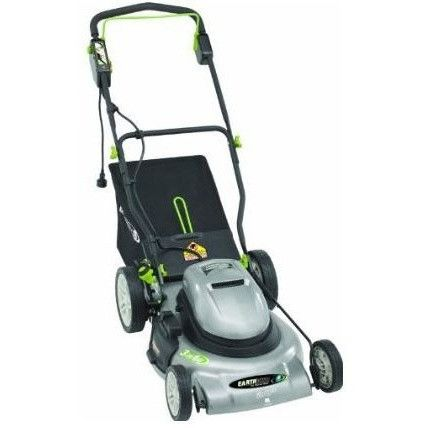 20-inch 12 Amp Mulching/Bagging Electric Lawn Mower