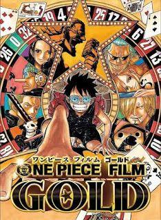 Tempat Download Film Subtitle Indonesia 2017: One Piece Gold The Movie Sub Indo MP4 HD