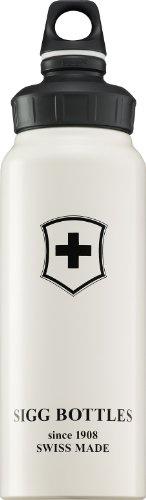 SIGG+ Wide Mouth Swiss Cross Water Bottle 2012
