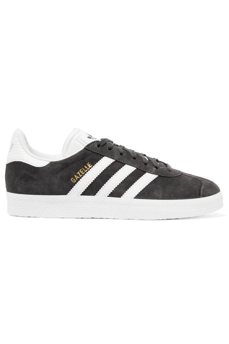 adidas Originals | Baskets en daim et en cuir Gazelle | NET-A-PORTER.COM