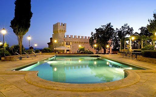 Castello delle Serre #rapolano #siena #toscana #italy