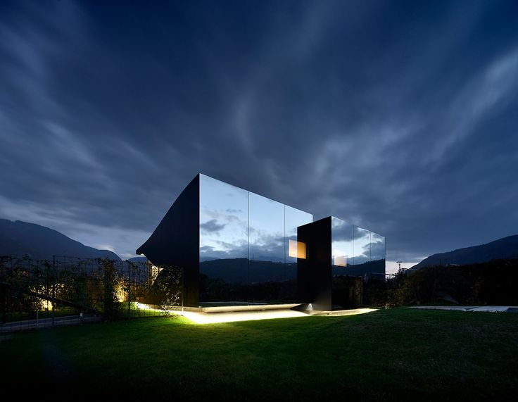 MIRROR HOUSES — Peter Pichler Architecture