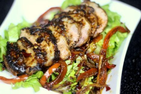 Kaczka Po Seczuańsku to rewelacyjne chińskie danie, bardzo proste w przygotowaniu
