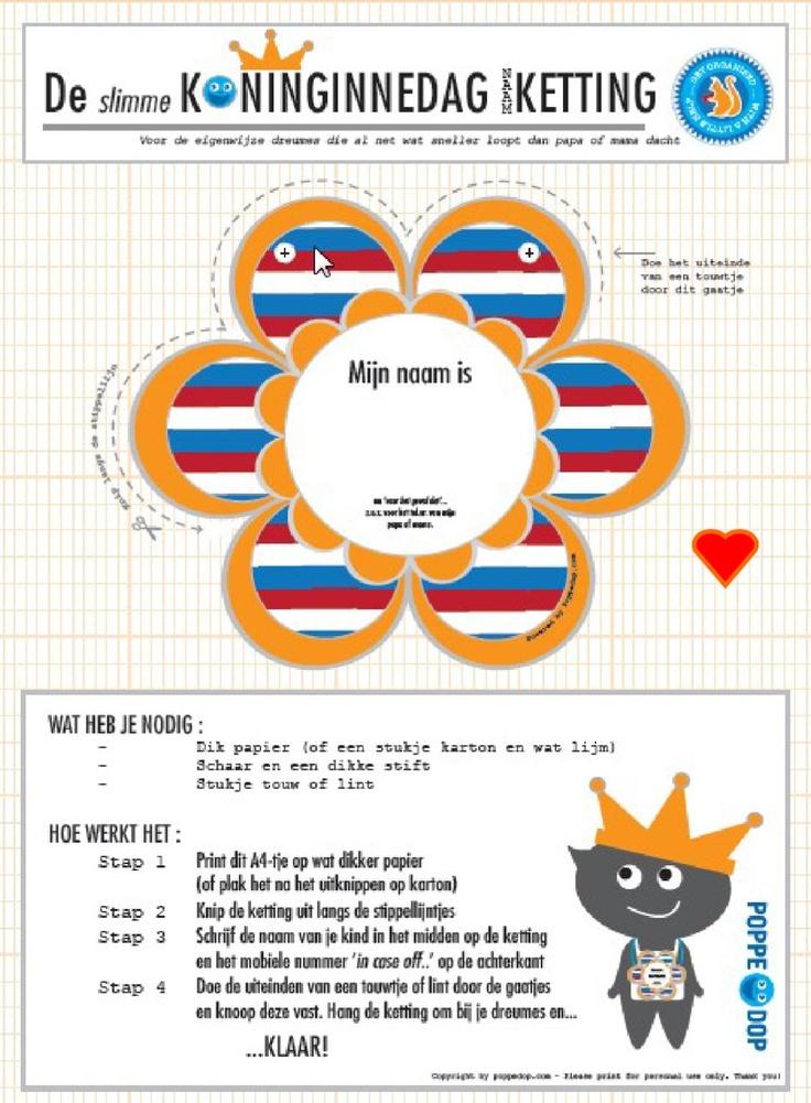 Mamsmagazine Koninginnedagspecial