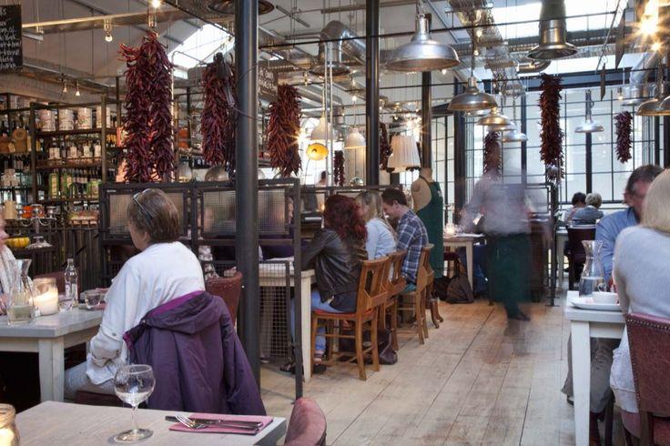 Chichester Restaurant | Bill's - Breakfast to Bedtime
