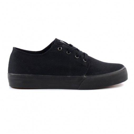 Helemaal in zomerse sferen met THE BROOZER zwarte dames sneakers. Deze gympen zijn schattig, subtiel, lief, casual en dus onmisbaar in jouw schoenencollectie! De sneakers zijn gemaakt van textiel en volledig gevoerd met textiel kwaliteit, gegarandeerd een
