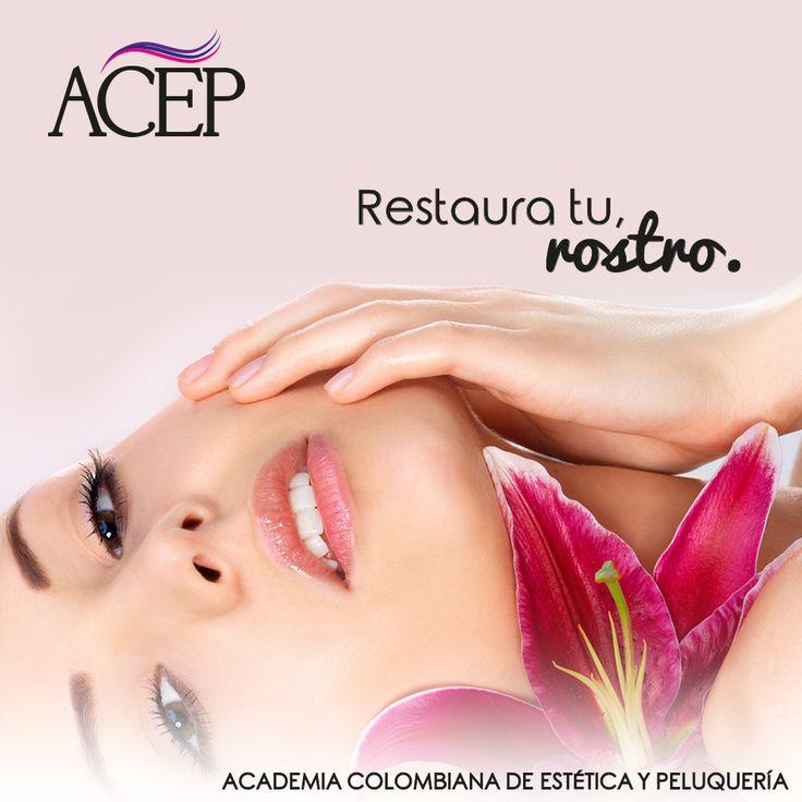 ¿Quieres restaurar la piel de tu rostro? Entra al siguiente blog y sigues estos simples pasos.  http://bit.ly/1nVSc2p