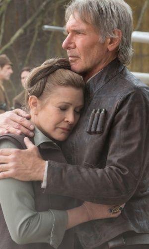 """Cena do novo """"Star Wars: Episódio VII - O Despertar da Força"""", do diretor J. J. Abrams"""
