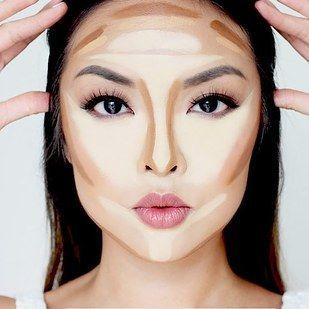 Contouring is one makeup trend that is here to stay. It has become quite popular in recent years and is a makeup look that a lot of celebrities have made famous.