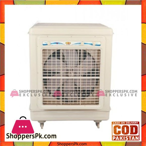 Buy Super Asia Desert Bush 24 Fan Metal Body Room Air Cooler Ecs 8000 Karachi Only At Best Price In Pakistan Room Air Cooler Air Cooler Cooler