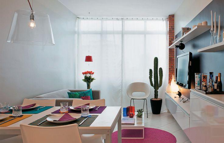 best 25 como decorar uma sala ideas on pinterest como decorar uma casa como decorar minha. Black Bedroom Furniture Sets. Home Design Ideas