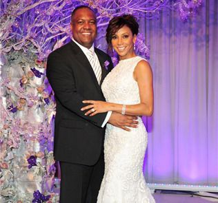 Holly Robinson Peete and Rodney Pinned from Essence.com