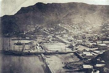 Lyttelton in 1860.