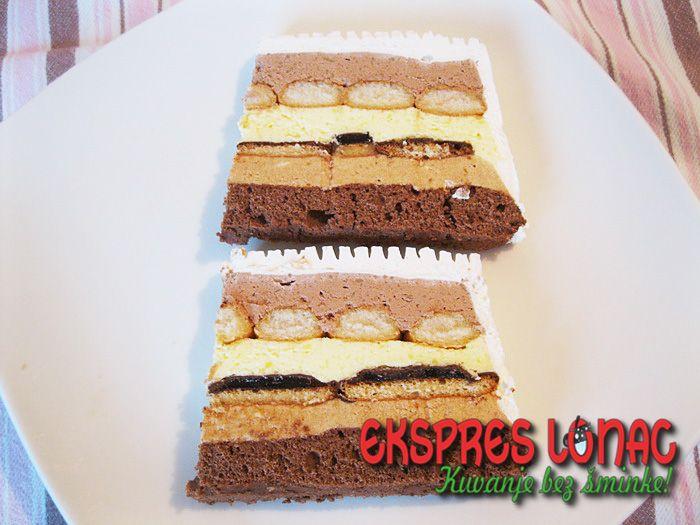Bingo Cake / Bingo torta
