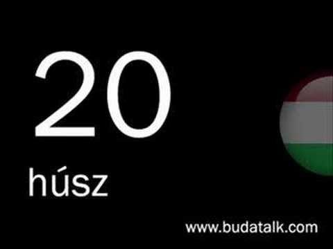 Hungarian Numbers