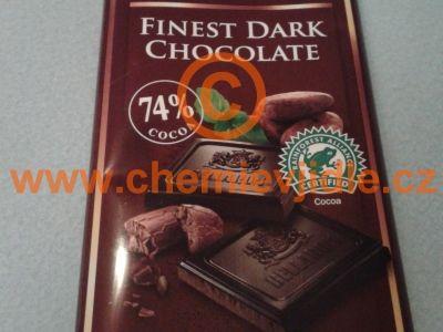 Lidl: Finest Dark Chocolate