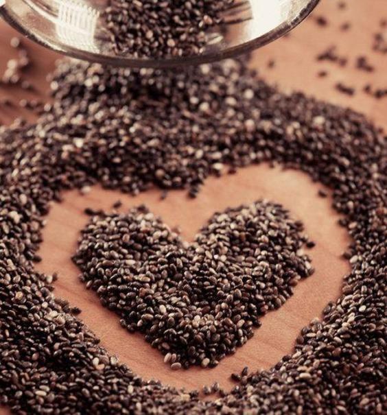 10 modi per utilizzare i semi di chia