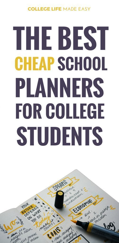 best college planners for students in 2018 11 affordable buys