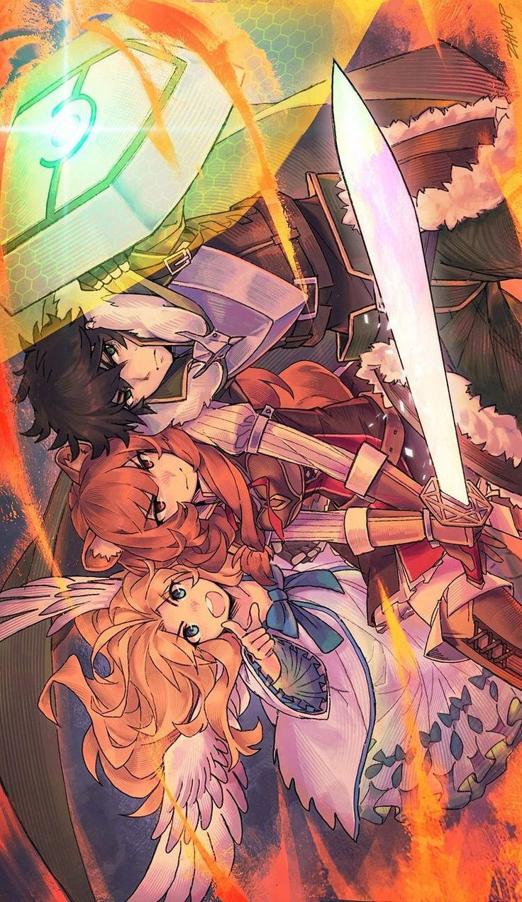 Pin by Maria duran on Shield Hero ) Anime, Anime