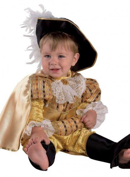 Baby Kostüm Musketier - Musketier Kostüm für Kinder