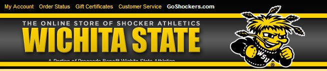 Stop by the Official Online store for WSU athletics and purchase you Shockers products here.