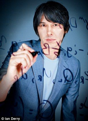 Life on Mars, the second law of thermodynamics and the date the world will end, by Professor Brian Cox