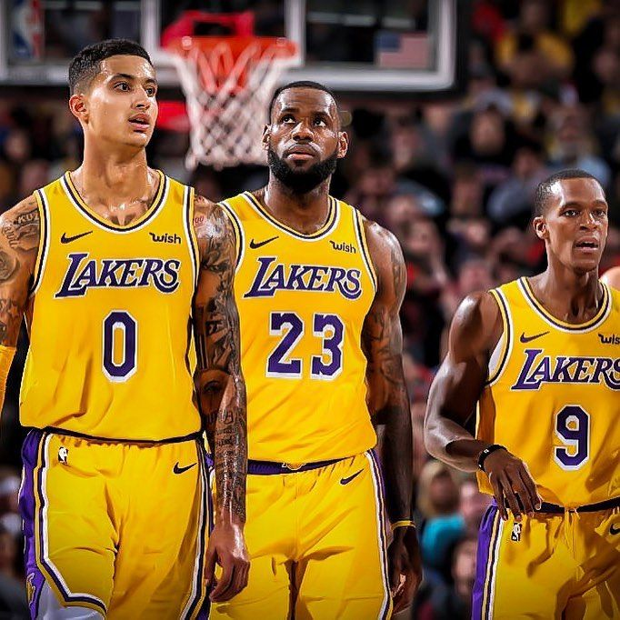 9 Games Left On The Schedule For The 32 41 Lakers Will The Lakers Surpass Their 35 Win Total From Last Season La Lakers Lakers Basketball Teams