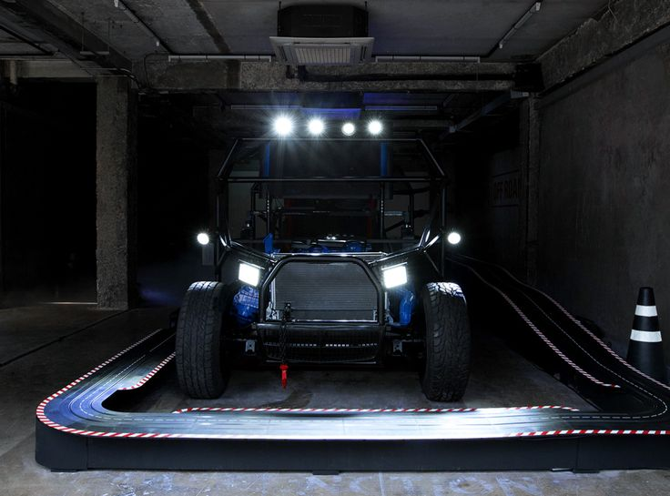 GENTLE MONSTER's 22st Quantum Project 'OFF ROAD RALLY'