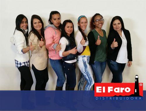 Día Internacional de la mujer en el Faro Distribuidora