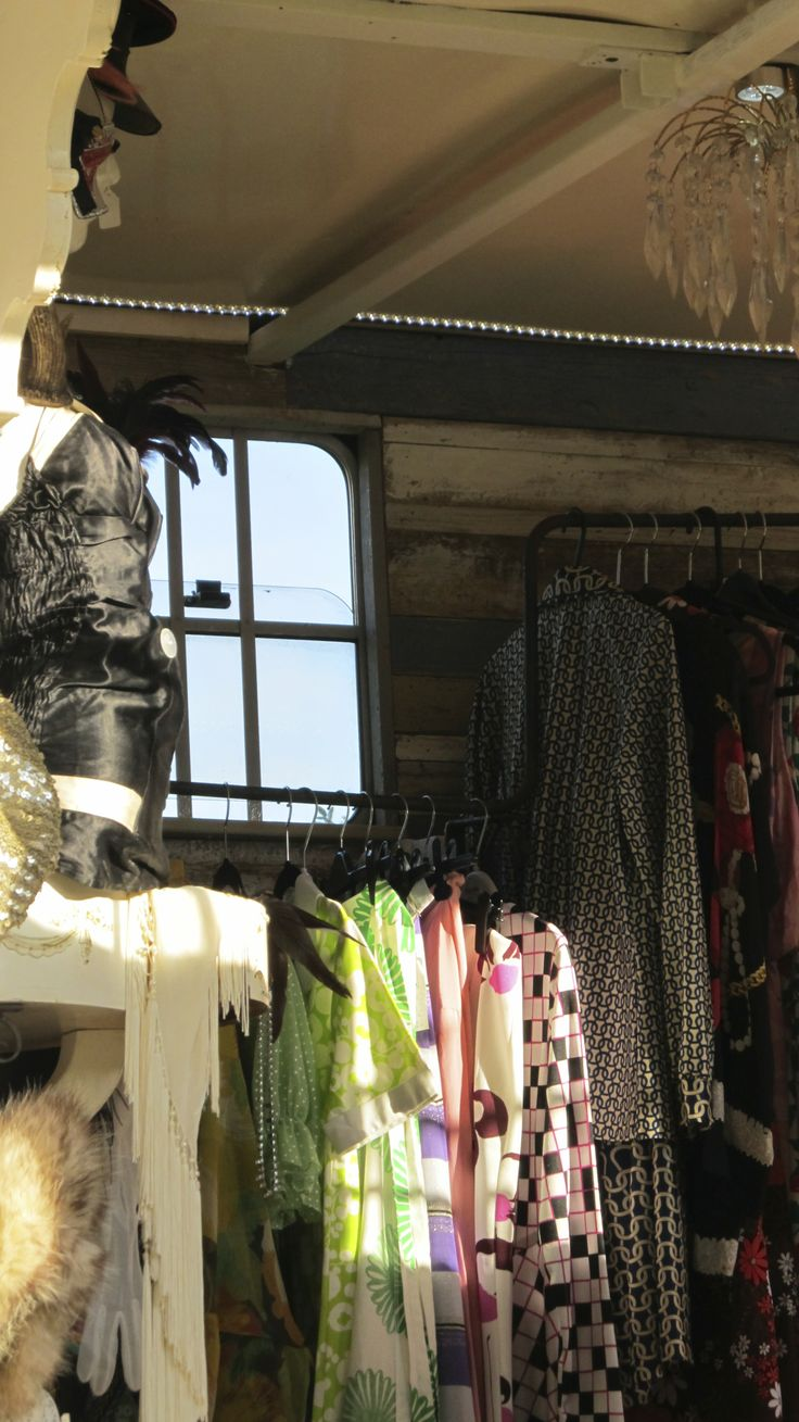 Clothes horse store
