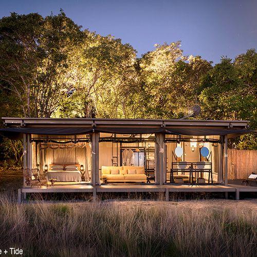 King Lewanika Lodge, Luiwa Plains #Zambia