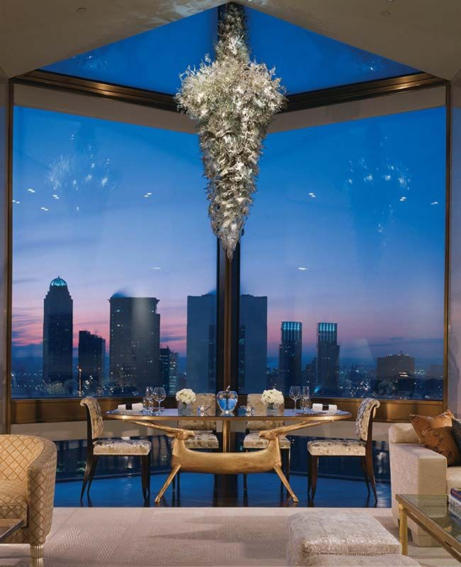 Most Expensive Hotel Suite In New York Costs $45,000 A Night   Hindustan  Times · PenthousesLuxury ...