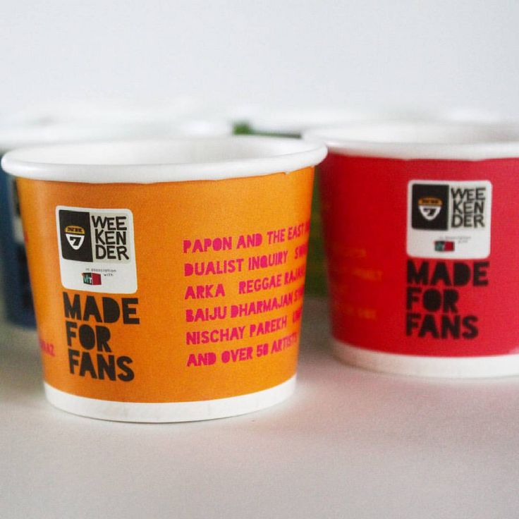 #paper #cup #brandname #advertising  #promote #promotion #disposable #OML  #nh7weekender #nh7 #concert #music #bands #parikrama #rahman