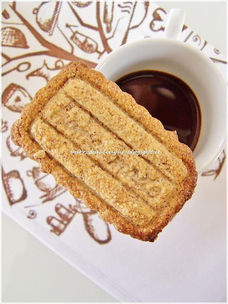 Biscotto di grano saraceno (senza glutine)