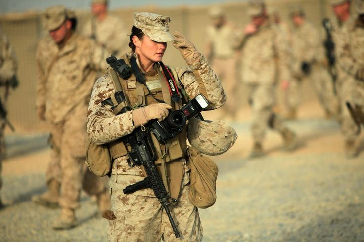 Oh hey giiiiiirrrlll.  Marines
