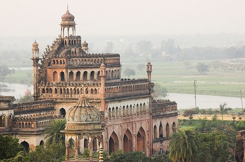 The Rumi Darwaza, Lucknow, India