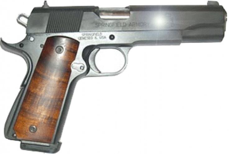 Best 1911 Pistol - Colt 1911