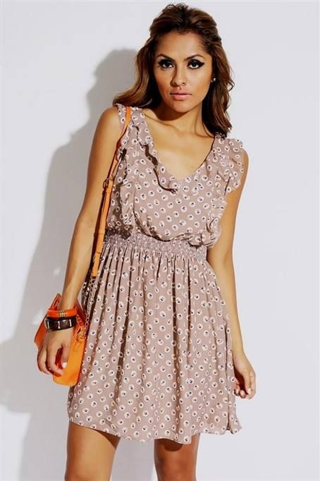 Cool summer dresses for juniors 2018/19