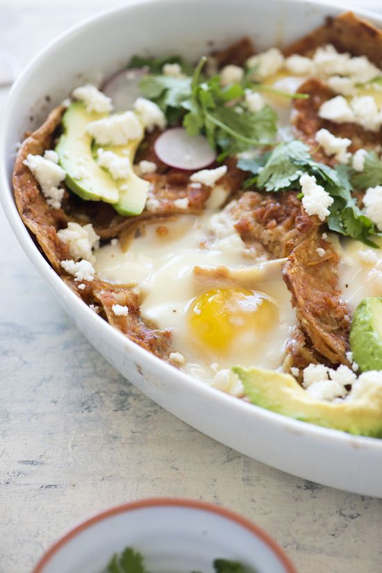 BAKED CHILAQUILES | DESIGNLOVEFEST