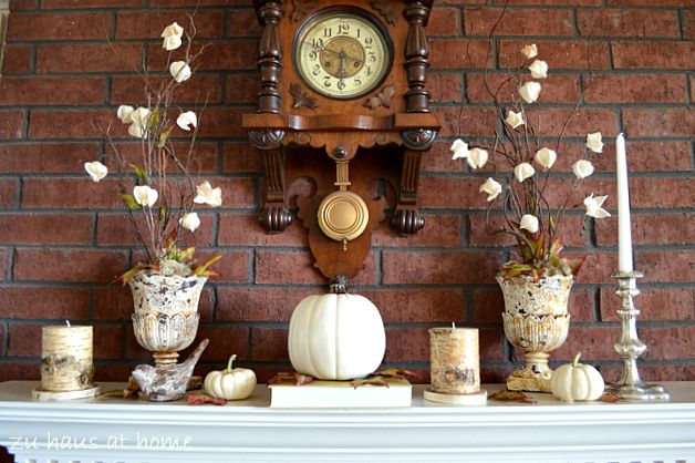 20 Fall Decor Ideas for the Whole Home Using Neutrals {The Weekly Round UP} - This Silly Girl's Life